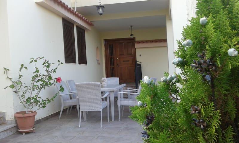 Spacious Holiday Villa with Panoramic views - Dalamanara - Holiday home