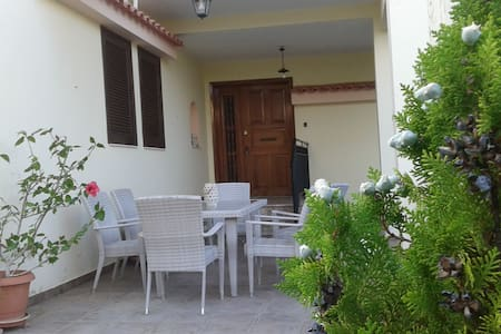 Spacious Holiday Villa with Panoramic views - Dalamanara - Ferienunterkunft