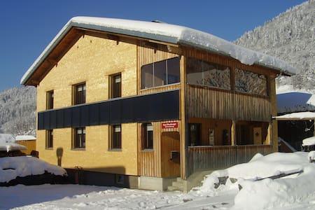 Ferienwohnung für 2-7 Personen - Bezau - Condominium