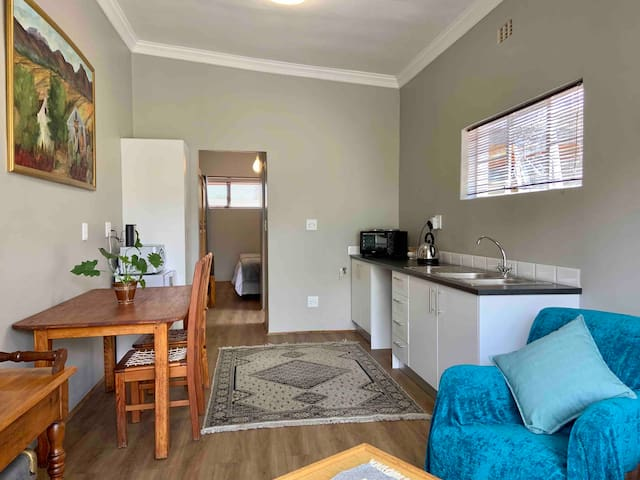 Centrally located convenience and comfort