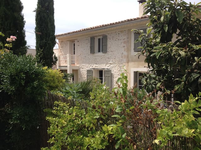Gîte de charme proche de Roussillon