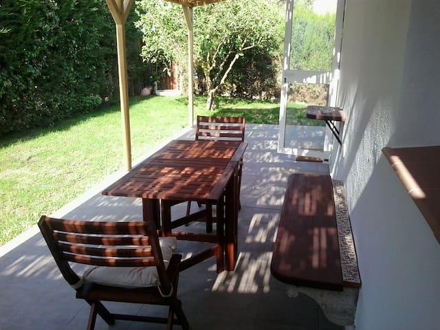 CasaPanda - Zahora - Huis