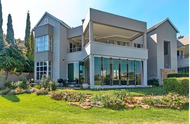 Eagle Canyon Golf and Lifestyle Estate.  Secure.