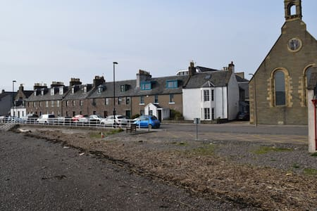 Waterside self catering holiday let by river Tay - Dundee - Complexo de Casas