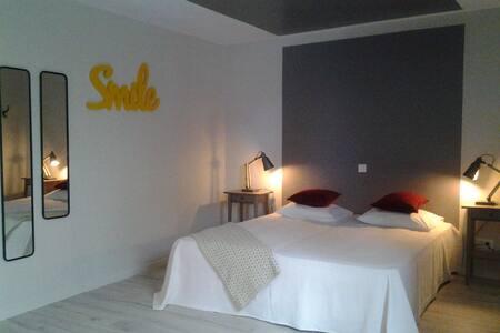 Suite familiale avec beaucoup d'espace et confort - Monclar-de-Quercy - Bed & Breakfast