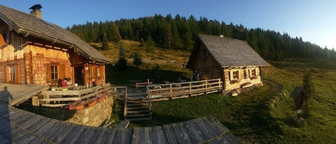 Almwirtschaft Laußnitzer Hütte