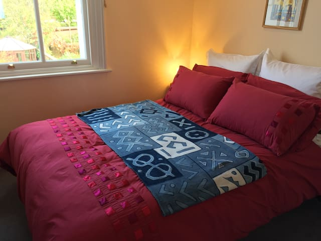 Peaceful room close to University and City Centre - Exeter - Casa
