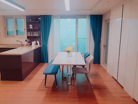 LuxuryApartment near Sosabul in PyeongTaek《3bd2ba》