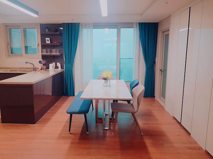 LuxuryApartment near Sosabul in PyeongTaek《3bd2ba》