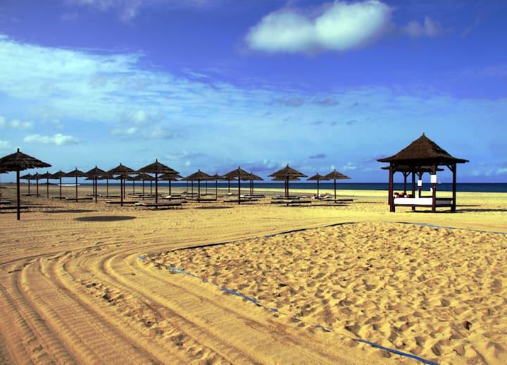 489 Luxury flat close to the beach in 5* resort