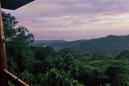 Mountain Home with Magnificent View - Uvita