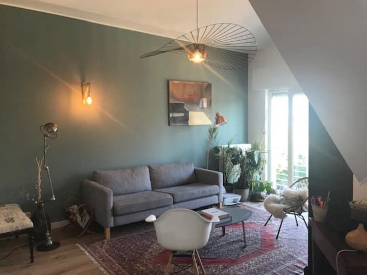 family 5 bedrooms loft