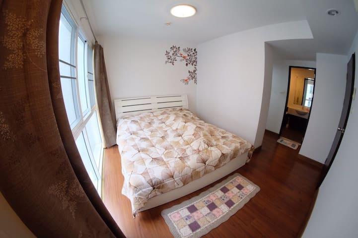 Cozy Apartment near Subway - Bangkok - Condo