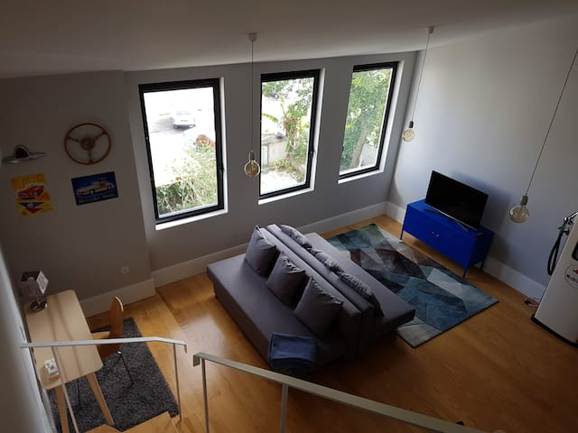 Elegant Loft Duplex - Porto - Loft