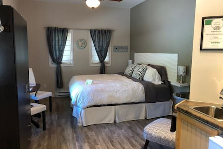 Romantic King size bedroom