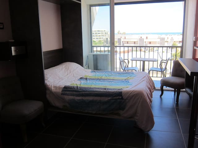 Appartement Village naturiste Cap d'Agde