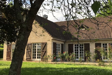 A 5 mn du Circuit du MANS - Le mans - Bed & Breakfast