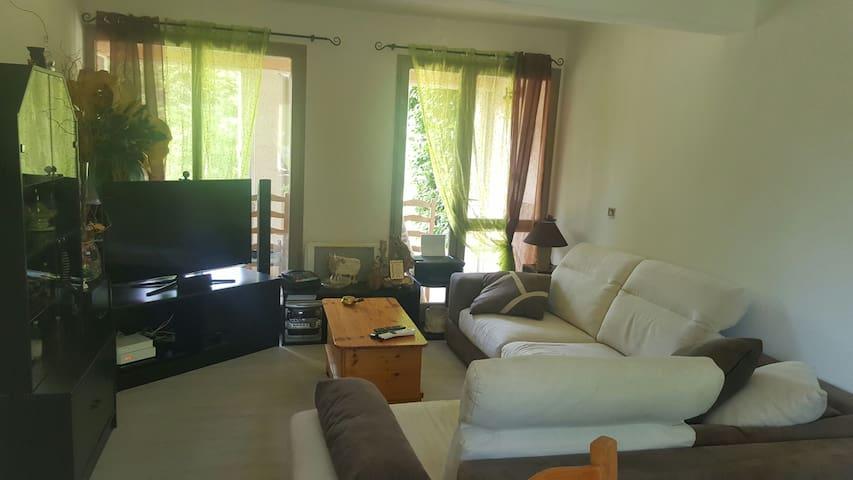 appartement chalereux, au calme, avec son jardin - Peyruis - Daire