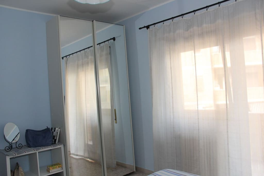 Camera Matrimoniale Azzurra (2)
