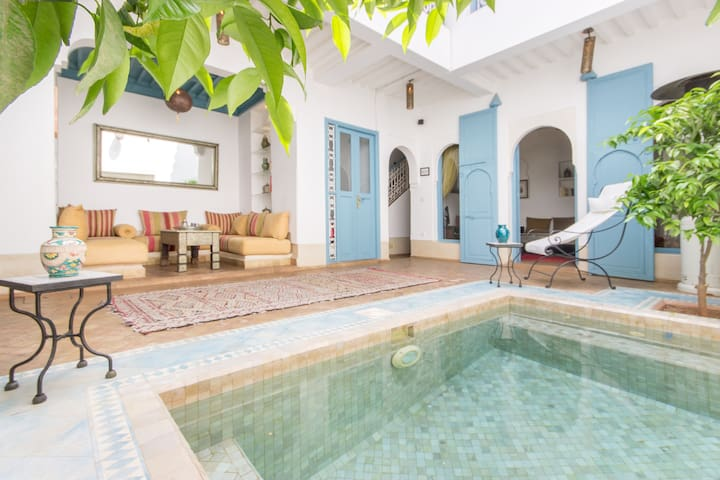 RIAD Ayla with private Pool & Breakfast - MEDINA