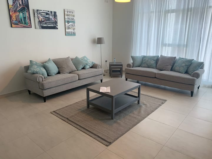 Fully furnished apartment - Reem Island