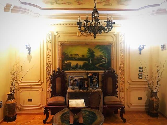 Luxurious safe apartment - Cairo - Apartment