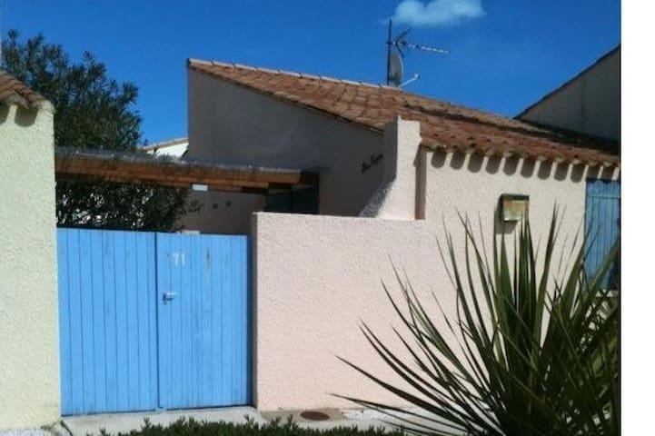 Maison de vacances proche plage et piscine - Leucate - Дом