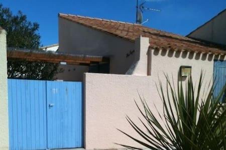 Maison de vacances proche plage et piscine - Leucate - Rumah