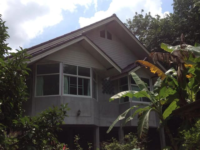 House for rent in tranquil location - Nakhon Si Thammarat - House