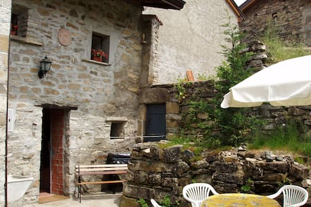 Relax in alta Val Nure - Perotti - Townhouse