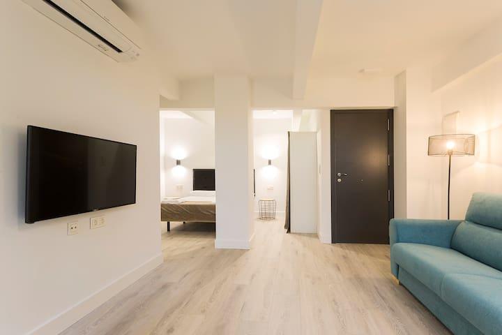 EGONA - Apartamento Itxaropena 4 -