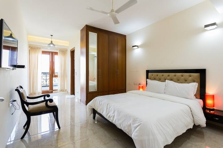 Luxury Private room with Fresh & Healthy Breakfast - Neu-Delhi