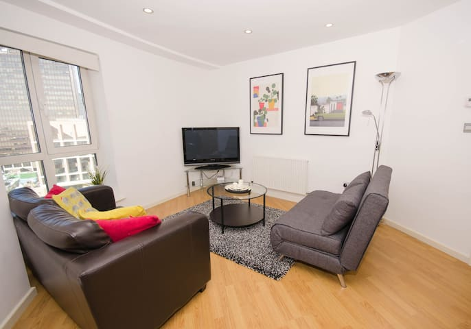 Cosy Executive 1 Bed Apt Minutes From Bullring