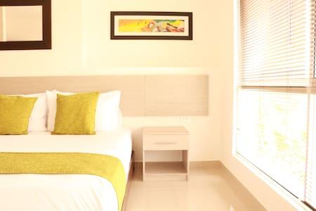 Apartments loft Suites Flora