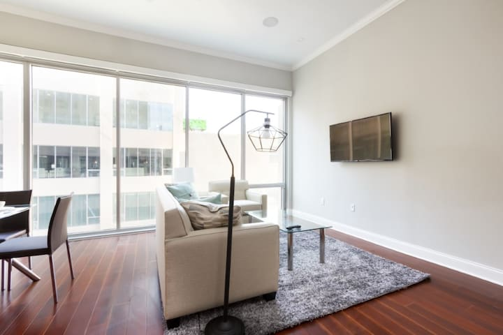 Modernly Plush 1 BR in Pittsburgh