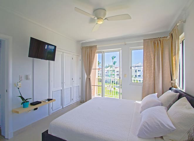 B&B Playa Turquesa Charming Private  Room A1 - Punta Cana - Inap sarapan