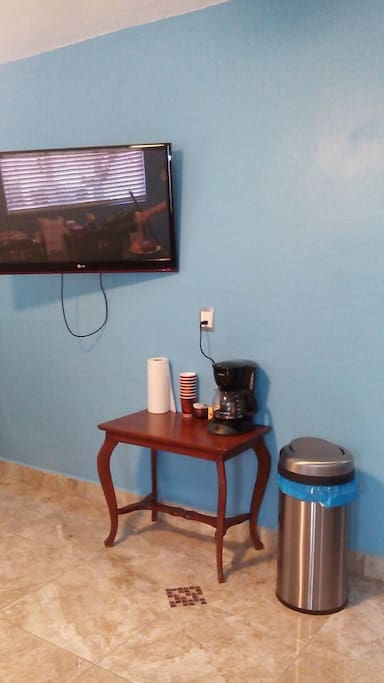 We do our best to always  have coffee available for you.