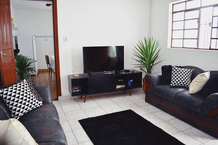 Espaço residencial acolhedor - Arena Corinthians