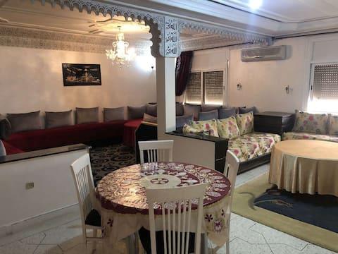 Logement entier appartement 2 Fes Narjis