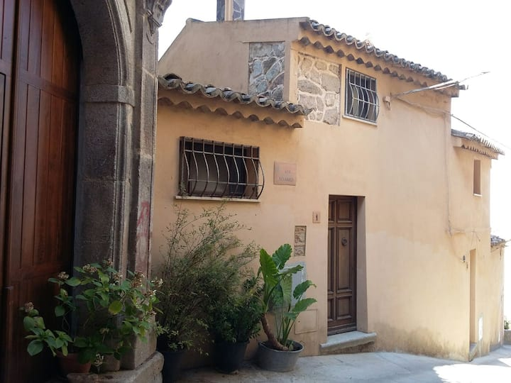 Casa vacanza nel borgo di Badolato