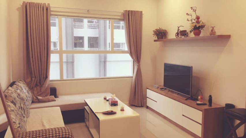Shared apt in Sunrise Central D.7 - Ho chi minh - Daire
