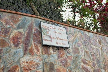 Casa Increíble & piscina en Málaga - Casarabonela - Hus