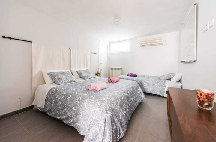COZY APARTMENT 10 MINUTES FROM THE HEART OF MADRID