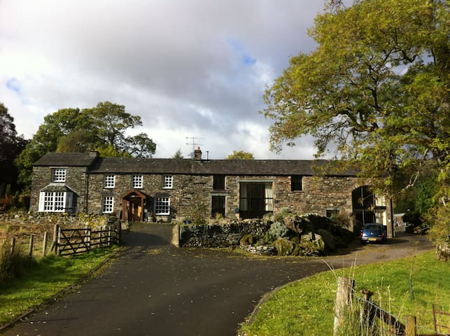 Lake District Cottage - Patterdale - Talo