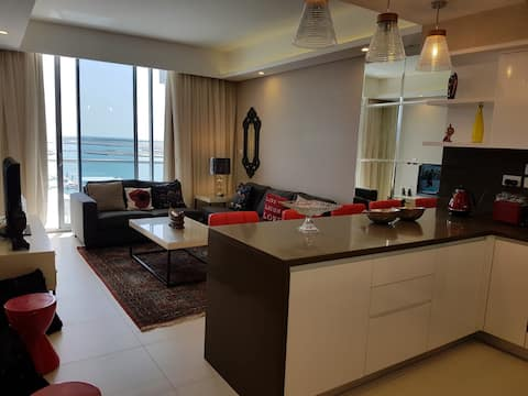 1 Bedroom apartment - A spot to relax.