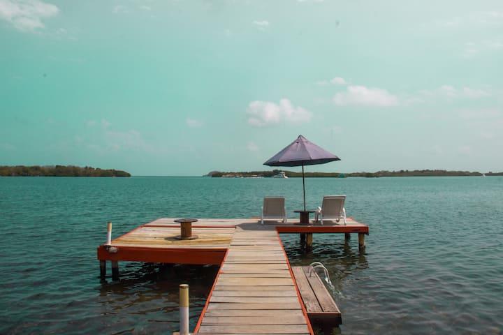 Casa PlayaScondida, Lugar Privado En El Mar