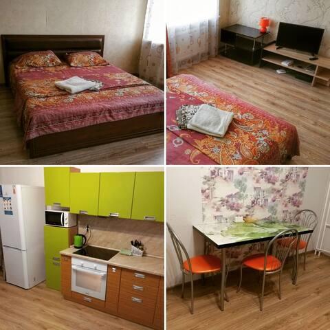 Квартира вблизи ТЦ Петровский