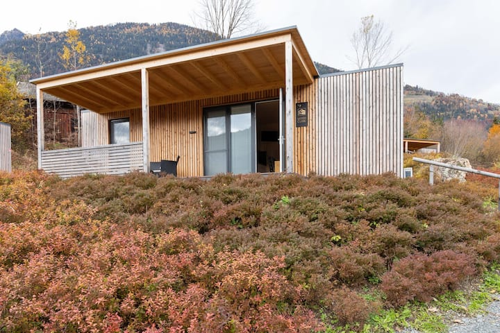 Sophisticated Mobile Home in Kleblach-Lind with Terrace