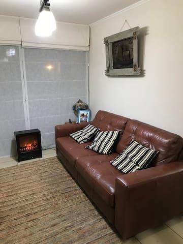Acogedora y cómoda habitación en La Serena