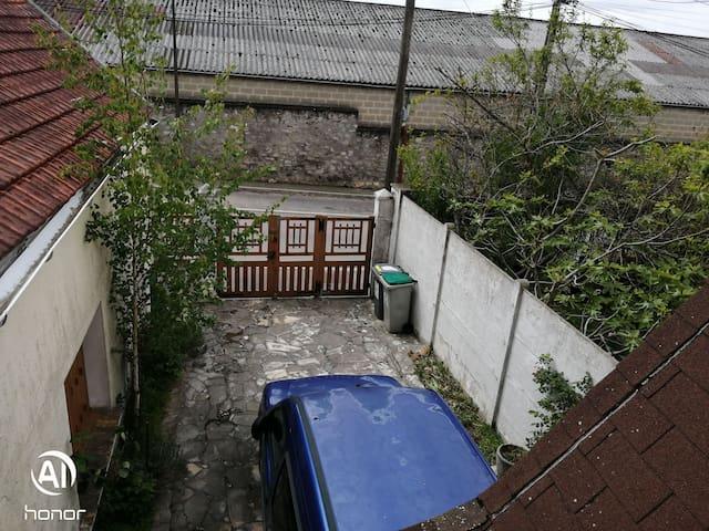 Maison pour un séjour à Paris en famille ou amis.